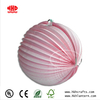 Chinese handmade accordion paper lantern for wedding