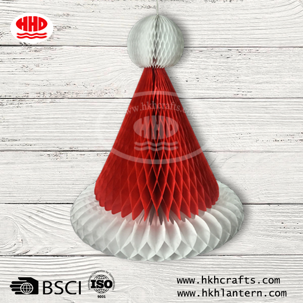 Handmade Party Decoration Tissue Paper Honeycomb Ball in Different Design