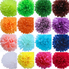 "14""D Large Tissue Paper Pom Poms Paper Flowers for Party Decoration"