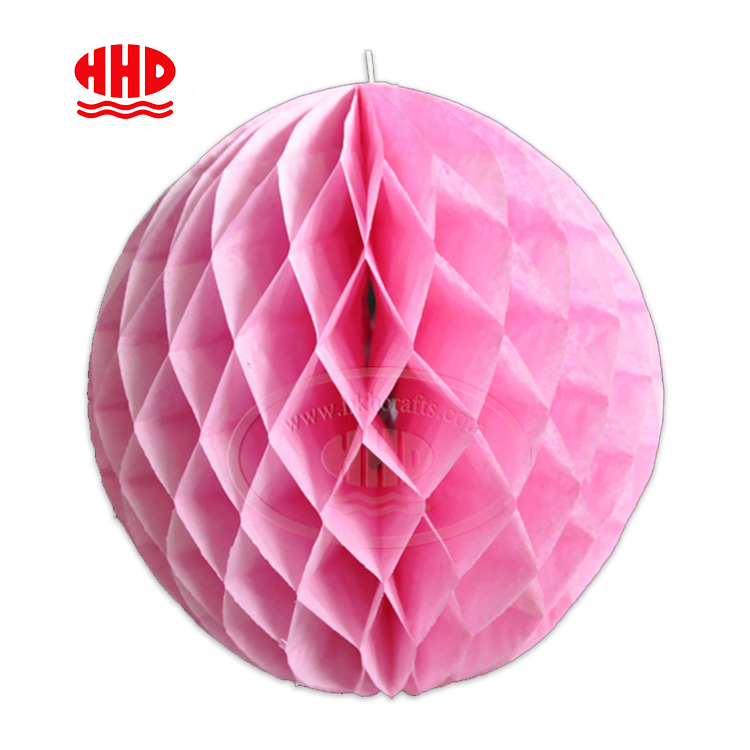 "8""D Round, Jewelry Diamond Birthday Baby Shower Bridal Shower Party Decoration Ball Honeycomb Paper Decoration"