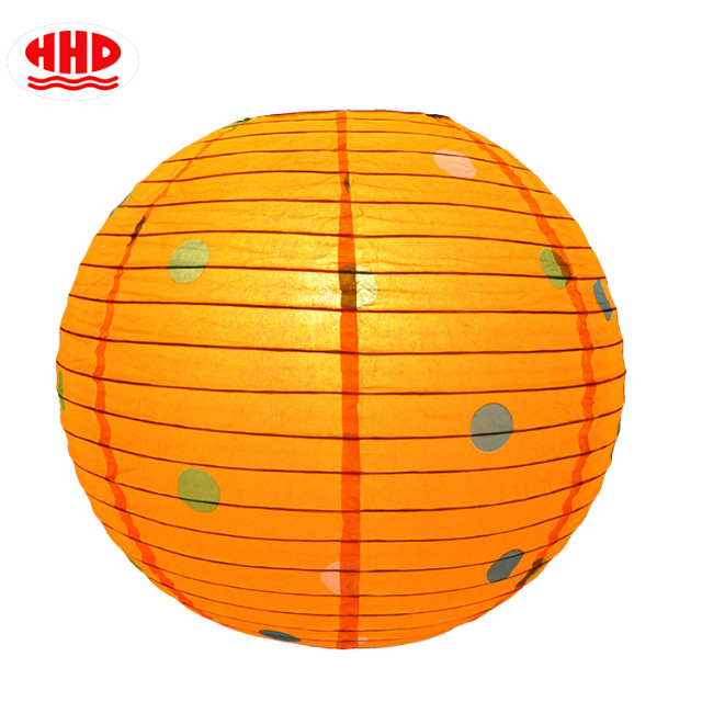 Wedding Party Decoration Quality Chinese Products All Color Round Paper Lantern