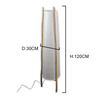 Elegant New Printing Design Paper Floor Lamps Indoor Decoration